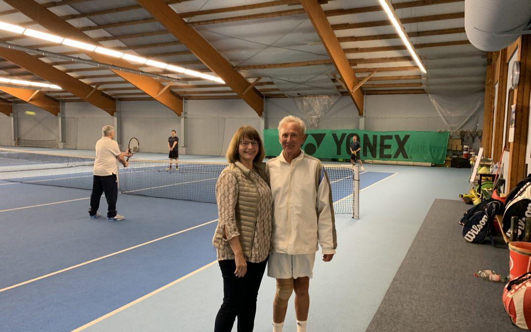 Winter-Tennisturnier des SUS Waldenau