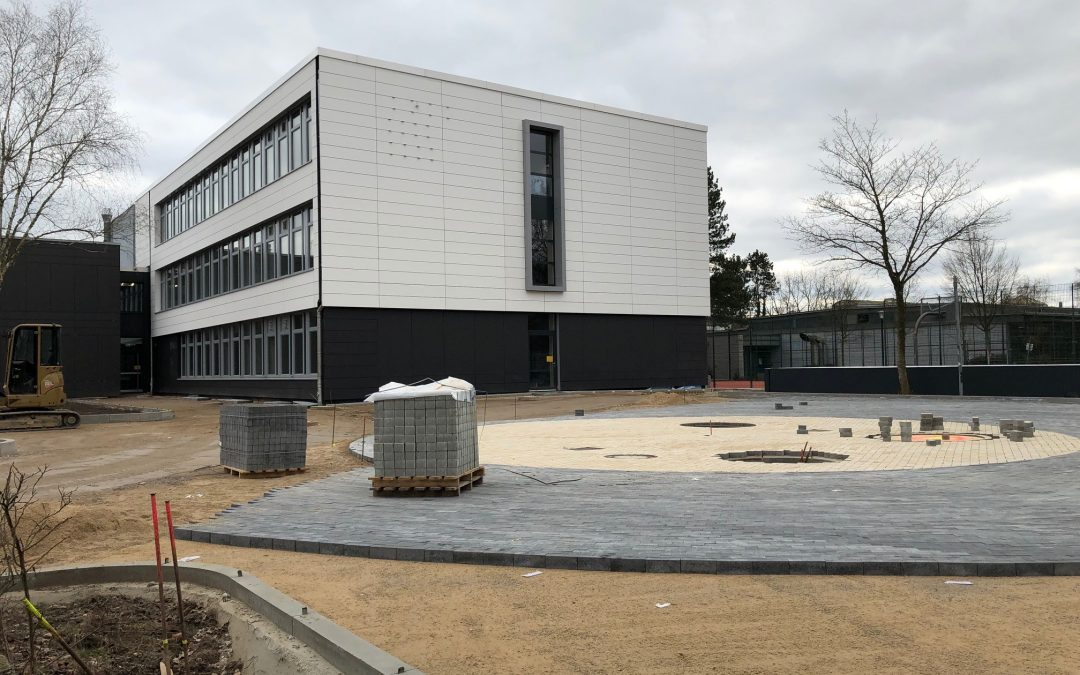 Die Theodor-Heuss-Schule im Wandel
