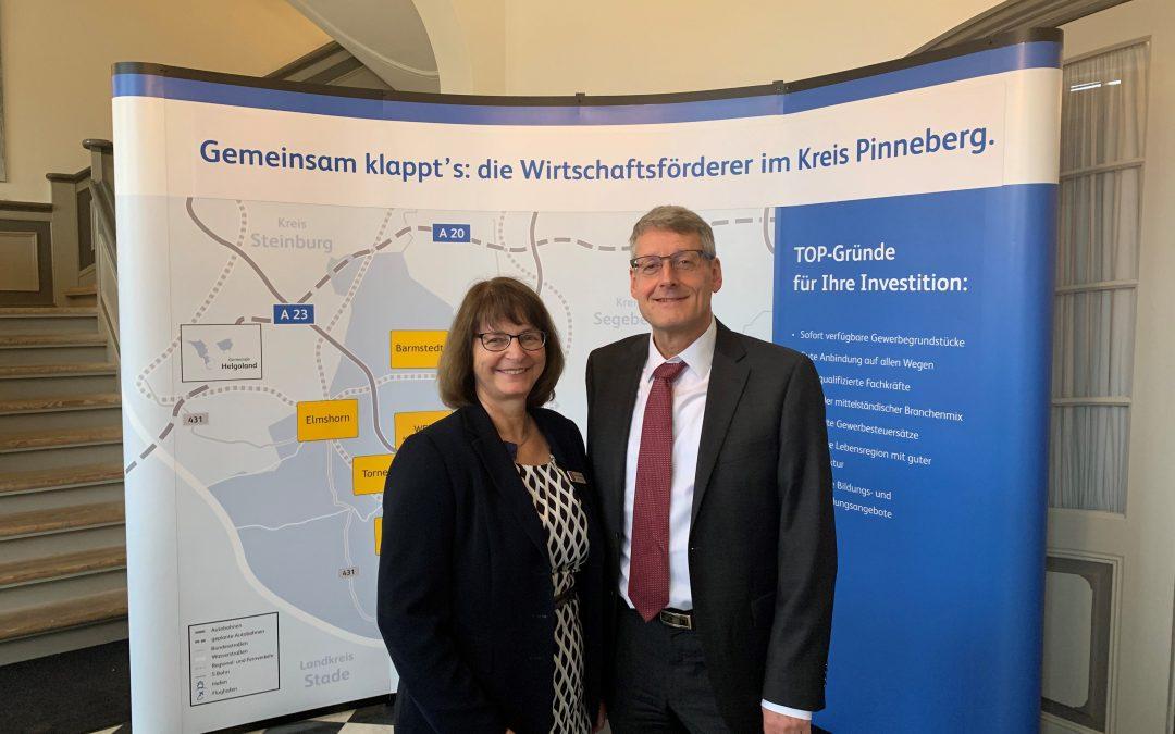 Wirtschaftsförderung im Kreis Pinneberg