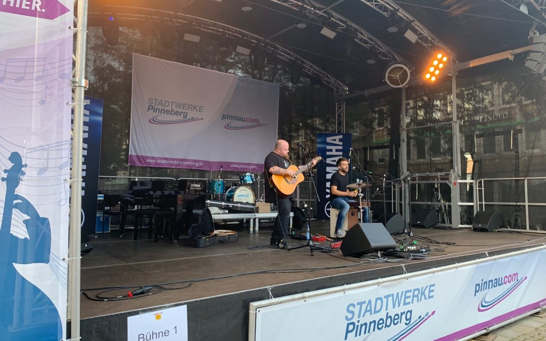 Summerjazz 2019 – Jazz meets Irish Folk