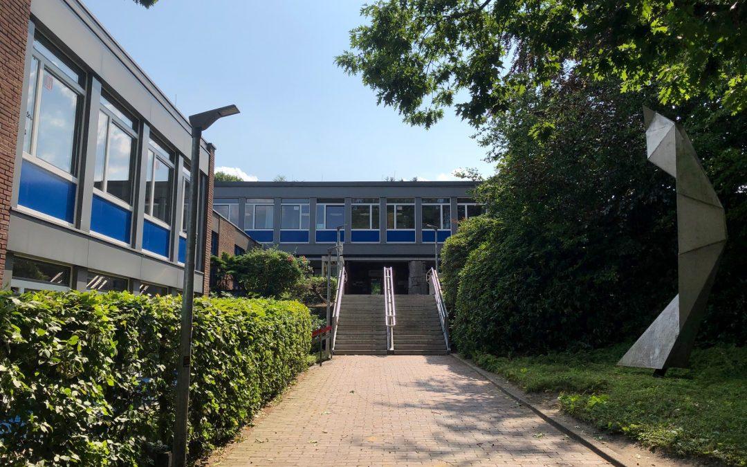 Schulsanierung: Die Johannes-Brahms-Schule